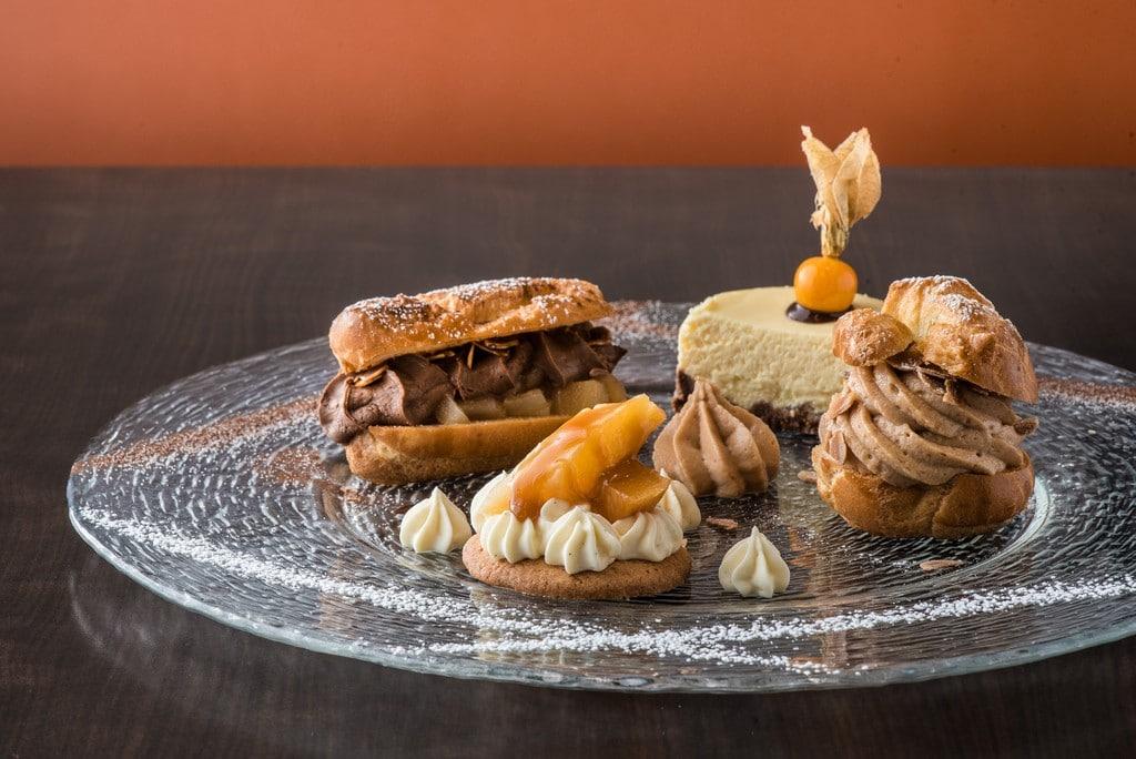 Les desserts fait maison du Comptoir Gali, restaurant à Pornic