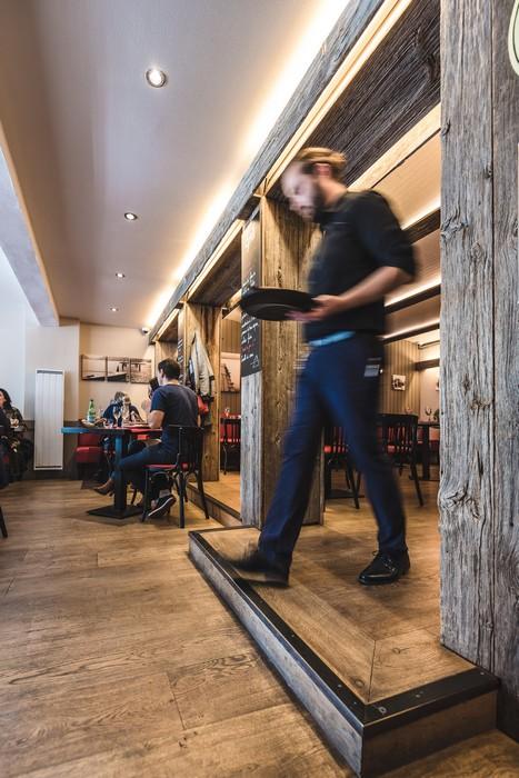 Les cafés du Comptoir Gali, restaurant à Pornic